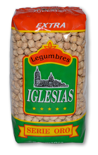 Garbanzos.